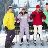 Up to 60% Off Beginner Ski and Snowboard Lessons