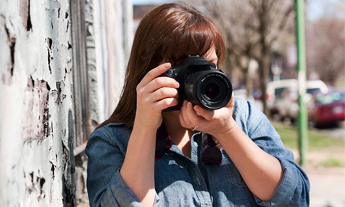 Blue Sky Rental Studios - Central Waterfront,Dogpatch: $99 for a Three-Hour Photography Workshop and Photo Session at Blue Sky Rental Studios ($495 Value)