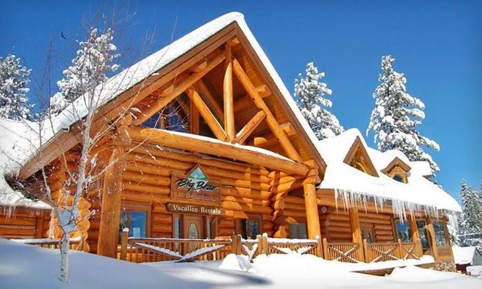 Big Bear Vacations - Big Bear Lake, CA: Two-Night Stay from Big Bear Vacations in Big Bear Lake, CA