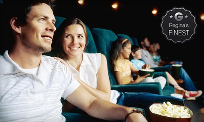 Rainbow Cinema - Rainbow Cinema Golden Mile Shopping Center: $8 for Movie for Two with Popcorn at Rainbow Cinemas ($15 Value)