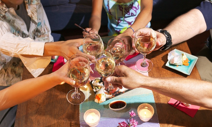 Skinny Sippin' Mixer - Langford Market West Ave: Admission for 1, 2, or 4 to a Skinny Sippin' Mixer on Saturday, August 16 (Up to 51% Off)