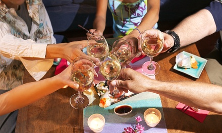 Admission for 1, 2, or 4 to a Skinny Sippin' Mixer on Friday, August 15 (Up to 51% Off)