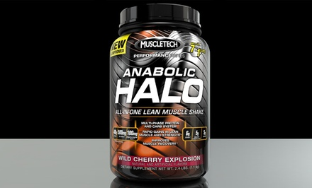 Muscletech Anabolic Halo All-in-One Lean Muscle Shake; 32 Servings