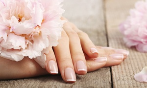 Aelita Tsaturyan at Bloom Beauty Studio: Two Classic or No-Chip Shellac Manicures from Aelita Tsaturyan at Bloom Beauty Studio (50% Off)