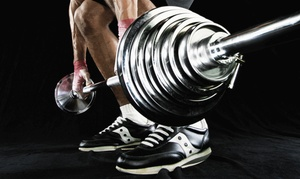 Gym State Strength & Conditioning: $15 for $30 Worth of Workout and Fitness at Gym State Strength & Conditioning