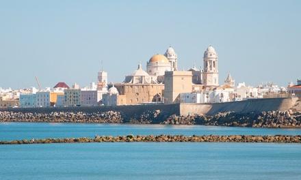 Cádiz: hasta 7 noches para 2 personas en habitación doble con desayuno y late check-out en Hotel Dunas Puerto