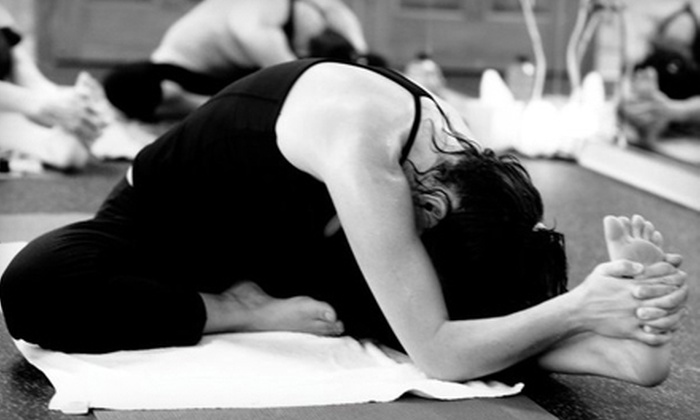 Juice Box Yoga - Multiple Locations: $49 for One Month of Unlimited Classes at Juice Box Yoga (Up to $135 Value)