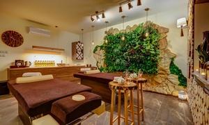 mymasujemy.pl: 60-minutowy masaż gorącymi bryłami soli himalajskiej od 159,99 zł w gabinecie mymasujemy.pl