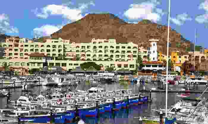 Club Tesoro at Wyndham Cabo San Lucas Resort - Cabo San Lucas: 4-Night Stay at Club Tesoro at Wyndham Cabo San Lucas Resort