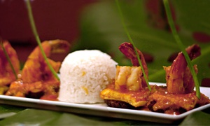 Cafe Cortadito: Cuban Cuisine for Two or Four at Cafe Cortadito (47% Off)
