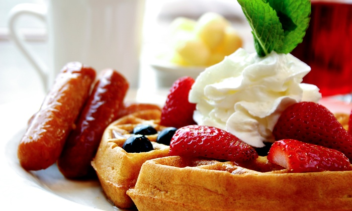 The Brunchery Restaurant & Catering - Tampa: Breakfast or Lunch Meal for Two or Four at The Brunchery (Up to 52% Off). Four Options Available.