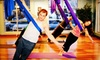 Up to 76% Off Yoga Classes at Sangha Studios