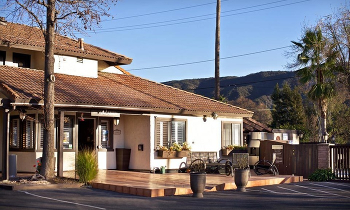 Hummingbird Inn - Ojai, CA: One- or Three-Night Stay with One Bottle of Wine and Two Craft Beers at Hummingbird Inn in Southern California