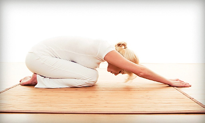 River's Edge Yoga - Old Town North: 10 or 20 Yoga Classes at River's Edge Yoga (Up to 81% Off)