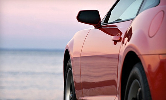 Ultra Clean Detailing - West Chester: Auto Detailing from Ultra Clean Detailing (Up to 55% Off). Three Options Available.