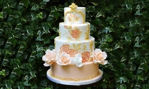 Maisie's Professional Cake Design: £200 Toward Wedding Cake at Maisie's Professional Cake Design (Up to 51% Off)