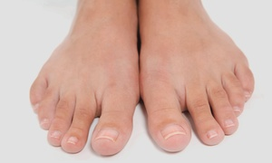 New Jersey Foot and Ankle Centers: Laser Toenail-Fungus-Removal Treatment for One or Both Feet at New Jersey Foot and Ankle Centers (Up to 67% Off)