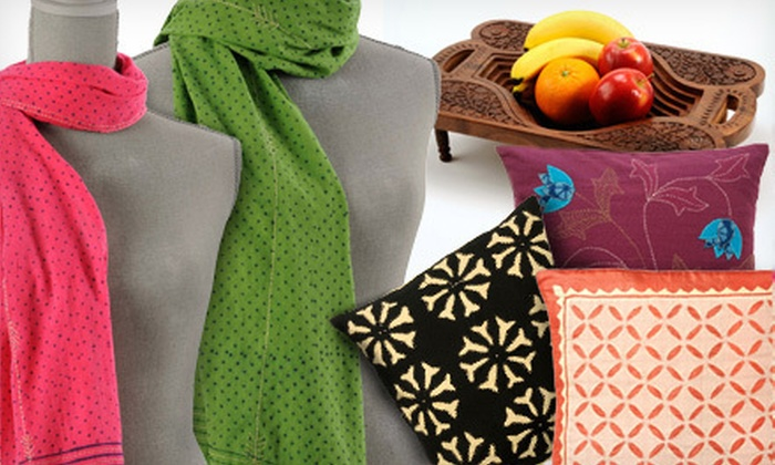 MyMela: $25 Worth of Handmade Indian Gifts and Decor