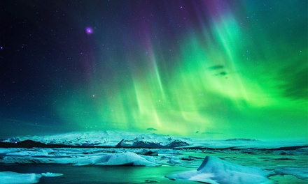 ✈ Iceland: Up to 5 Nights at a Choice of Hotels with Flights, Northern Lights Tour and Option for More Tours*