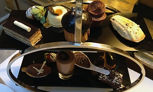 The Cook's Cafe: Chocolate Afternoon Tea for Two or Four at The Cook's Cafe
