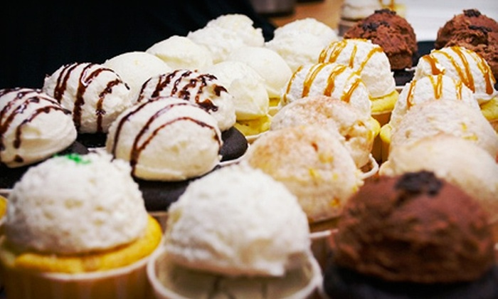 Brewcakes - South Redlands: Half or Full Dozen of Alcohol-Infused Cupcakes or Panini Lunch for Four at Brewcakes (Up to 51% Off)