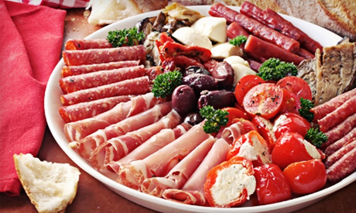 Saldamarco's Deli - Clinton: Italian Sandwiches or Catering from Saldamarco's Deli (Up to 51% Off)