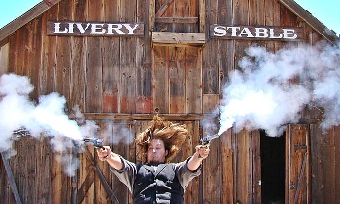 Rawhide's Wild West Celebration - Chandler: Wild West Celebration withTheSwon Brothers, Frankie Ballard &Brodie Stewartat Rawhide,11/22–24 (Up to 66% Off)