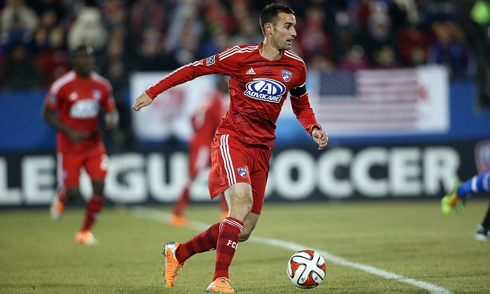 FC Dallas - Toyota Stadium: FC Dallas MLS Soccer Game Including On-Field Experience on April 12 or 19 (Up to 62% Off)