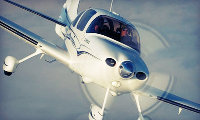 Empire Flight Academy - Farmingdale: $159 for a Two-Hour Introductory Flight Package from Empire Flight Academy in Farmingdale ($379 Value)