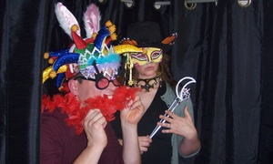 Foto Fabulous Photobooth Rental: Two-, Three-, or Four-Hour Photo Booth Rental from Foto Fabulous (Up to 57% Off)
