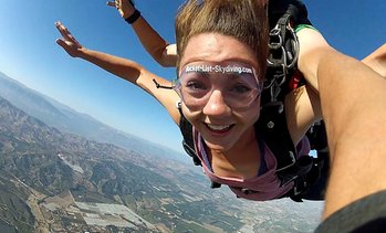Up to 60% Off Tandem Skydiving from DC Skydiving Center