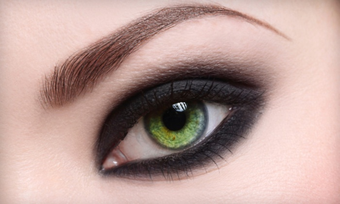 Salon VIP - Dacula-Rocky Creek: One or Three Groupons, Each Good for One Eyebrow Wax at Salon VIP (Up to 58% Off)