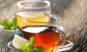 Nuovo Tea: $16 for Two 2-Ounce Bags of Tea at Nuovo Tea ($24 Value)