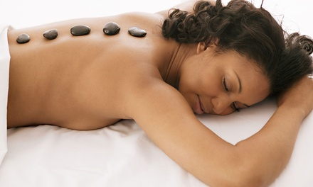 One or Three Massages with Eye Treatments at Samarra Massage (Up to 61% Off)