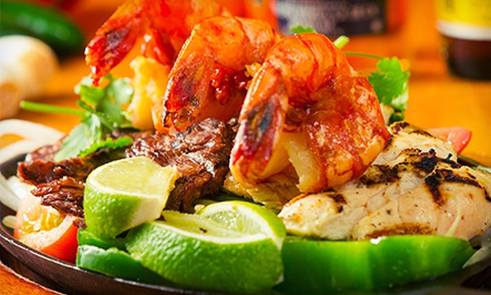 El Nuevo Rodeo Restaurant - Longfellow: Margaritas and Appetizer for Two, or Mexican Cuisine for Lunch or Anytime at El Nuevo Rodeo Restaurant (Up to 55% Off)