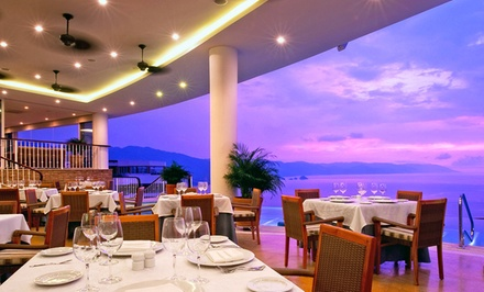 3- or 5-Night Stay for Two with $100 or $150 Dining Credit per stay at Grand Miramar Puerto Vallarta in Mexico