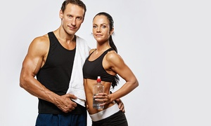 Ed's Boot Camp: One- or Two Month Bootcamp RX or 12-Week Bootcamp Challenge Program at Ed's Boot Camp (Up to 72% Off)