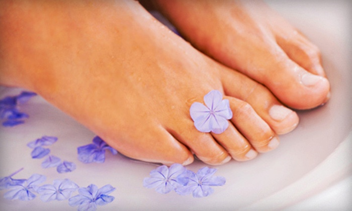 Dupage Health and Wellness Center - Glen Ellyn: One or Three Pro-Ionic Foot-Detox Treatments at Dupage Health and Wellness Center (Up to 67% Off)