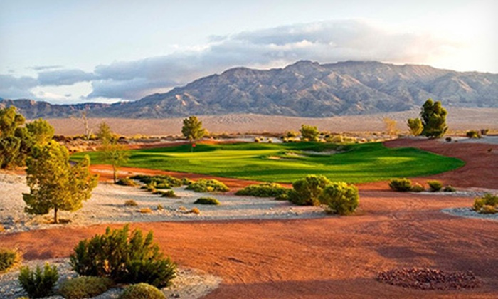 Silverstone Golf Club - Las Vegas: 18-Hole Round of Golf for One or Two with Cart Rental and Range Balls at Silverstone Golf Club (Up to 78% Off)