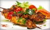 Up to 54% Off Turkish Dinner at Mavi Meze Grill