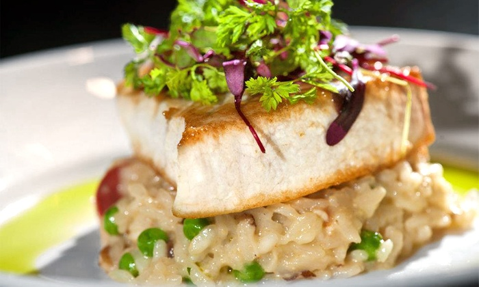 Atlantica - Cohasset: $29 for $50 Worth of Gourmet Seafood at Atlantica