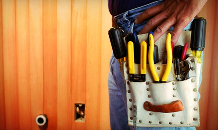 Mike's Handy Hands - Meadow Hills: Two, Four, or Six Hours of Handyman Services from Mike's Handy Hands (Half Off)