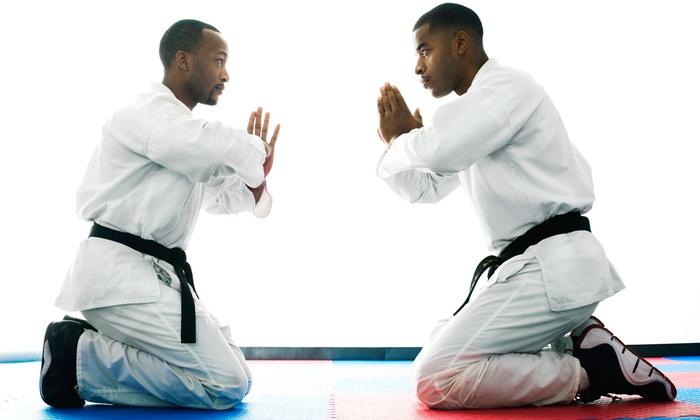 Olympus Fitness & Martial Arts - Northeast Virginia Beach: One Month of Brazilian Jiu-Jitsu Classes for an Adult or Child at Olympus Fitness & Martial Arts (Up to 75% Off)