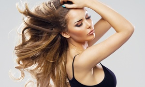 Knock em Dead: Restyle Cut, Condition and Finish for £14 at Knock em Dead (Up to 66% Off)