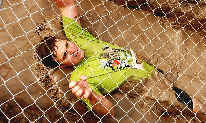 Mighty Mud Dash - Sam Houston Race Park: $40 for Entry in the Mighty Mud Dash on Sunday, October 5 (Up to $85 Value)