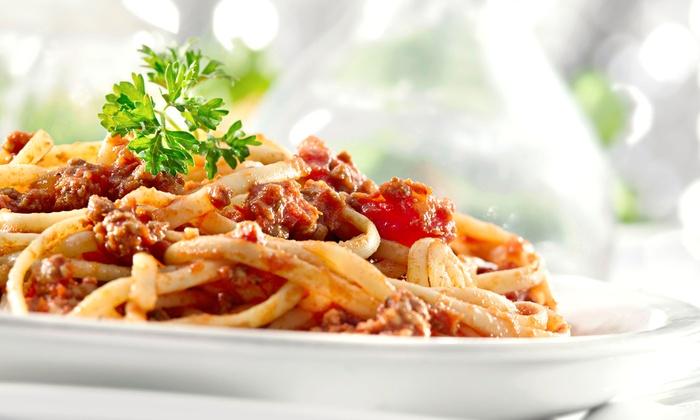 Italian Touch Restaurant - White Rock: C$20 for C$40 Worth of Italian Cuisine at Italian Touch Restaurant