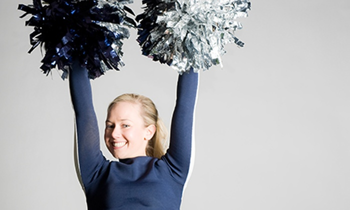 Champion Cheer Athletics - Mississauga: 12 Weeks of Kids' Cheerleading Classes at Champion Cheer Athletics (55% Off). Five Options Available.