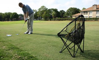 "23"" Golf Chipping Practice Basket"