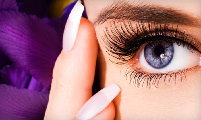 Forever Young Skin Care - Multiple Locations: $99 for a Full Set of Eyelash Extensions at Forever Young Skin Care ($350 Value)