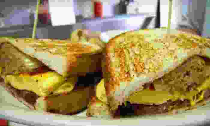Bertha's Diner - North Park: American Food at Bertha's Diner (Up to 53% Off). Two Options Available.